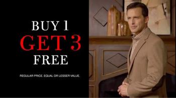 JoS. A. Bank TV Spot, 'September: BOG3 Suits + Sport Coats' - Thumbnail 3