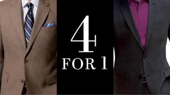 JoS. A. Bank TV Spot, 'September: BOG3 Suits + Sport Coats' - Thumbnail 6