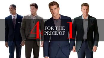 JoS. A. Bank TV Spot, 'September: BOG3 Suits + Sport Coats' - Thumbnail 9