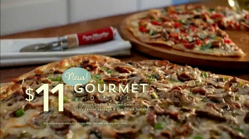 Papa Murphy's Pizza Gourmet Delite TV Spot, 'Fancy Night In' - Thumbnail 7