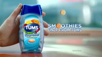 Tums Smoothies TV Spot, 'Parking Lot Fight' - Thumbnail 10