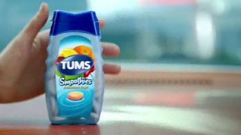 Tums Smoothies TV Spot, 'Parking Lot Fight' - Thumbnail 5