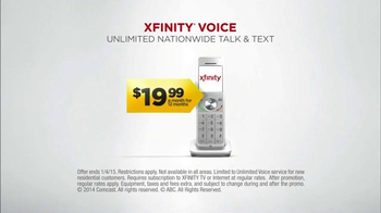 XFINITY Voice TV Spot, 'What if a Home Phone Can Also be a Smartphone?' - Thumbnail 10