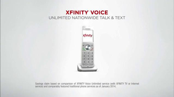 XFINITY Voice TV Spot, 'What if a Home Phone Can Also be a Smartphone?' - Thumbnail 9