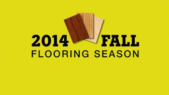 Lumber Liquidators TV Spot, '2014 Fall Flooring Season' - Thumbnail 1