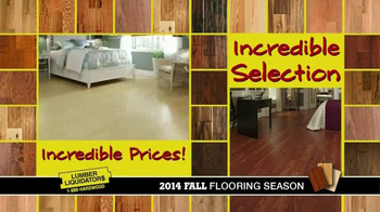 Lumber Liquidators TV Spot, '2014 Fall Flooring Season' - Thumbnail 4