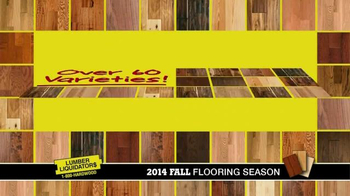 Lumber Liquidators TV Spot, '2014 Fall Flooring Season' - Thumbnail 5