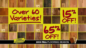 Lumber Liquidators TV Spot, '2014 Fall Flooring Season' - Thumbnail 6