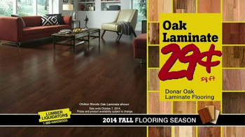 Lumber Liquidators TV Spot, '2014 Fall Flooring Season' - Thumbnail 7