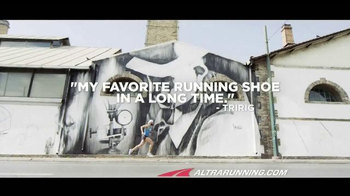 Altra Running TV Spot, 'Zero Limits' Song by Red Yeti - Thumbnail 3