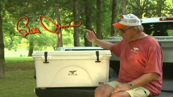 Orca Coolers TV Spot, 'Fits Every Need' Featuring Bill Dance - Thumbnail 2