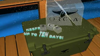 Orca Coolers TV Spot, 'Fits Every Need' Featuring Bill Dance - Thumbnail 3