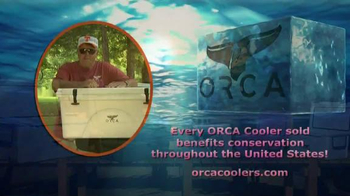Orca Coolers TV Spot, 'Fits Every Need' Featuring Bill Dance - Thumbnail 9