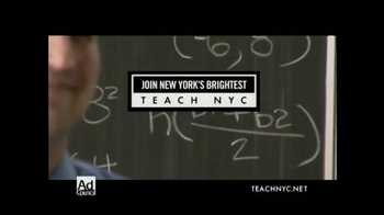 Teach NYC TV Spot, 'Mr. Lubinsky, Math' - Thumbnail 10