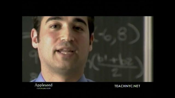 Teach NYC TV Spot, 'Mr. Lubinsky, Math' - Thumbnail 2