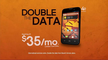 Boost Mobile TV Spot, 'Twice as Good' - Thumbnail 6