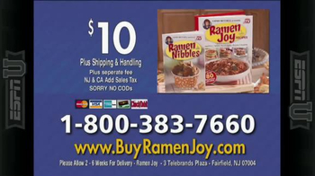 Ramen Joy TV Spot - Thumbnail 10