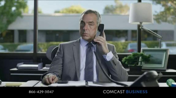 Comcast Business VoiceEdge Mobile App TV Spot, 'The Conference Call' - 2251 commercial airings