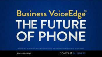 Comcast Business VoiceEdge Mobile App TV Spot, 'The Conference Call' - Thumbnail 7