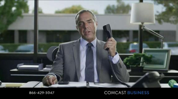 Comcast Business VoiceEdge Mobile App TV Spot, 'The Conference Call' - Thumbnail 1