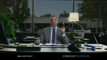 Comcast Business VoiceEdge Mobile App TV Spot, 'The Conference Call' - Thumbnail 2