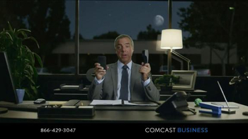 Comcast Business VoiceEdge Mobile App TV Spot, 'The Conference Call' - Thumbnail 3