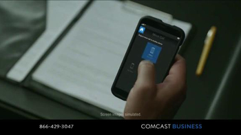 Comcast Business VoiceEdge Mobile App TV Spot, 'The Conference Call' - Thumbnail 4