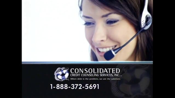 Consolidated Credit Counseling Services TV Spot, 'Cortar Pagos' [Spanish]