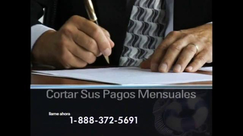 Consolidated Credit Counseling Services TV Spot, 'Cortar Pagos' [Spanish] - Thumbnail 6