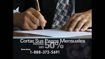 Consolidated Credit Counseling Services TV Spot, 'Cortar Pagos' [Spanish] - Thumbnail 7