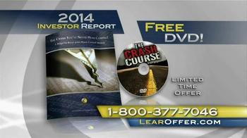 Lear Capital 2014 Investor Report TV Spot - Thumbnail 9