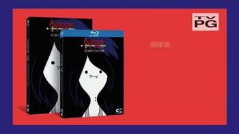 Adventure Time: The Complete 4th Season DVD & Blu-ray TV Spot - Thumbnail 1