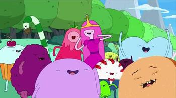 Adventure Time: The Complete 4th Season DVD & Blu-ray TV Spot - Thumbnail 4