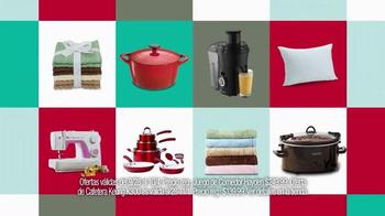 Kmart Venta Semi-Anual Del Hogar TV Spot [Spanish] - Thumbnail 5