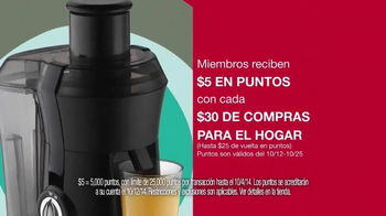 Kmart Venta Semi-Anual Del Hogar TV Spot [Spanish] - Thumbnail 8