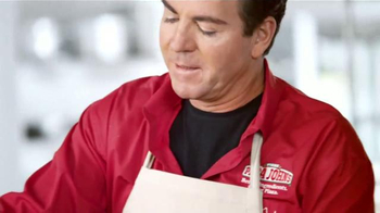 Papa John's Ultimate Meats Pizza TV Spot, 'Gran Pizzero' [Spanish] - Thumbnail 5