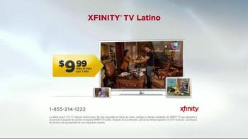 XFINITY Latino TV Spot, 'Disfruta' [Spanish] - Thumbnail 7