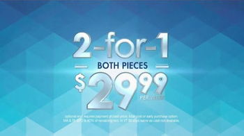 Rent-A-Center 2 For 1 Deals TV Spot, 'Double The Savings' - Thumbnail 8