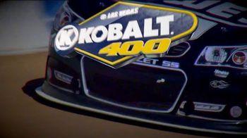 Speedway Motorsports, Inc. 2015 Kobalt 400 TV Spot - 2 commercial airings