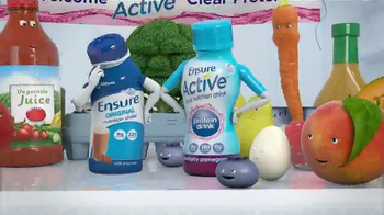 Ensure Active Clear Protein TV Spot, 'Welcome Party' - Thumbnail 7