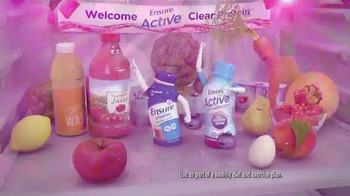 Ensure Active Clear Protein TV Spot, 'Welcome Party' - Thumbnail 8