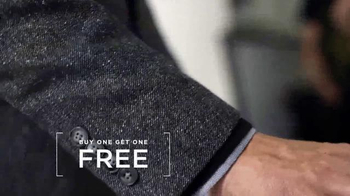 Men's Wearhouse TV Spot, 'Draw Attention at a Gallery' - Thumbnail 4