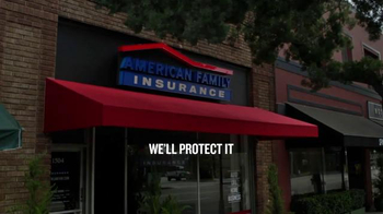 American Family Insurance TV Spot, 'Where Dreams Are Always Welcome' - Thumbnail 9