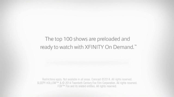 XFINITY On Demand TV Spot, 'Preloaded Shows' - Thumbnail 10
