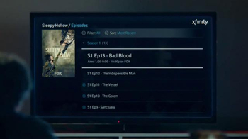 XFINITY On Demand TV Spot, 'Preloaded Shows' - Thumbnail 7