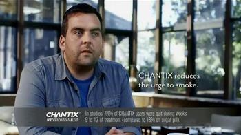 Chantix TV Spot, 'Louis' - Thumbnail 4