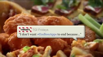 TGI Friday's Endless Appetizers TV Spot, 'Keep 'em Coming' - Thumbnail 1