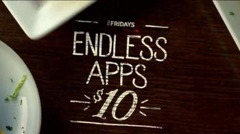 TGI Friday's Endless Appetizers TV Spot, 'Keep 'em Coming' - Thumbnail 10