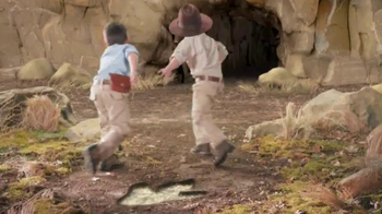 Thomas & Friends Take n' Play Roaring Dino Run TV Spot - Thumbnail 2