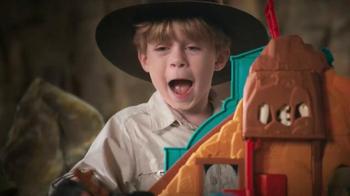 Thomas & Friends Take n' Play Roaring Dino Run TV Spot - Thumbnail 4